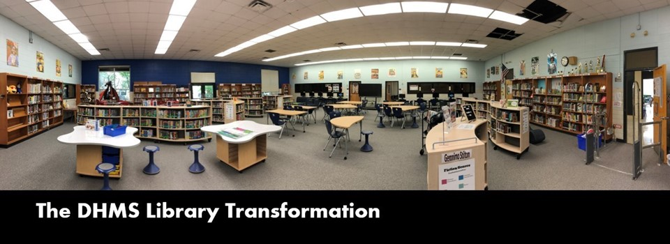 DHMS library transformation